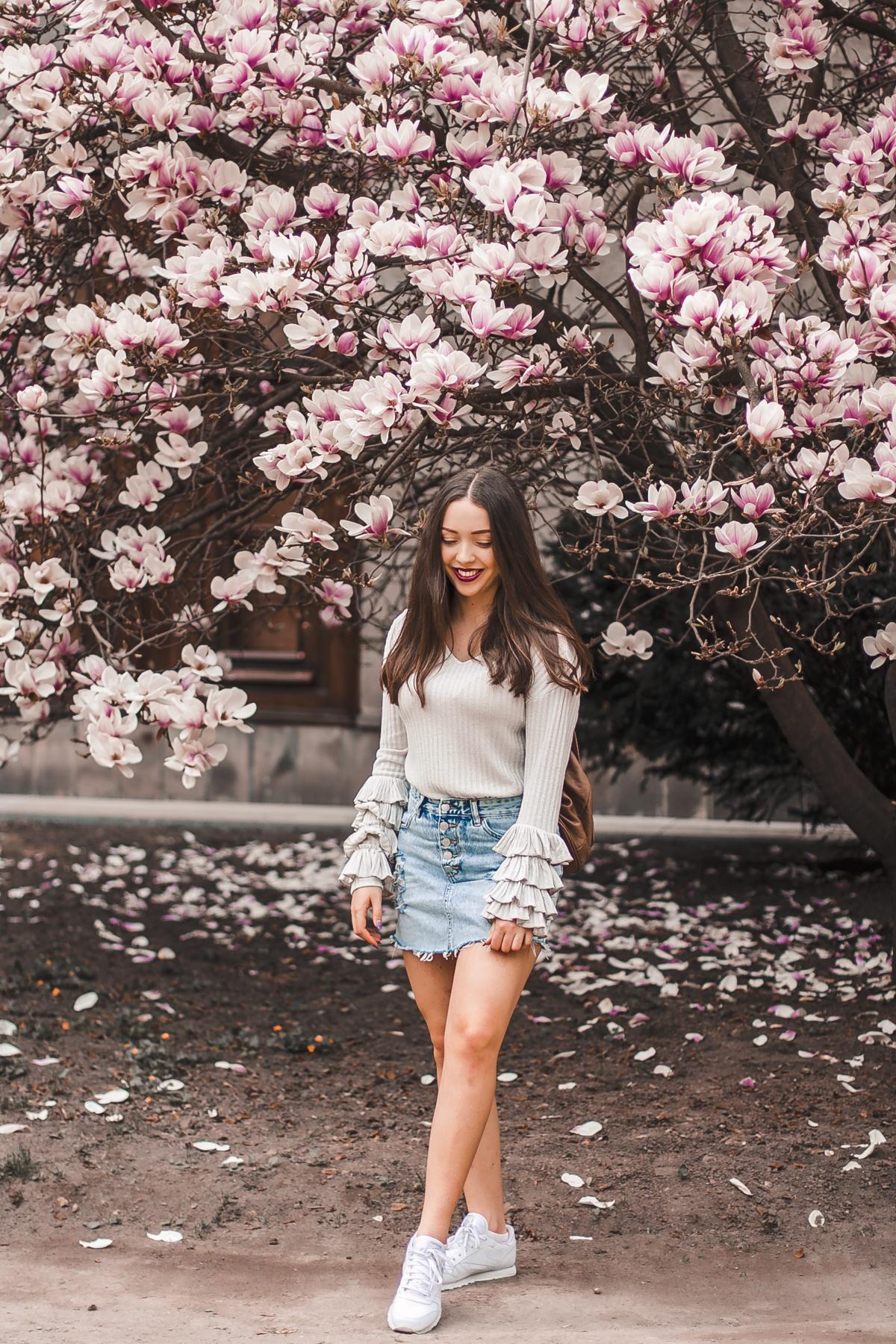 magnolia sesja rzeszów