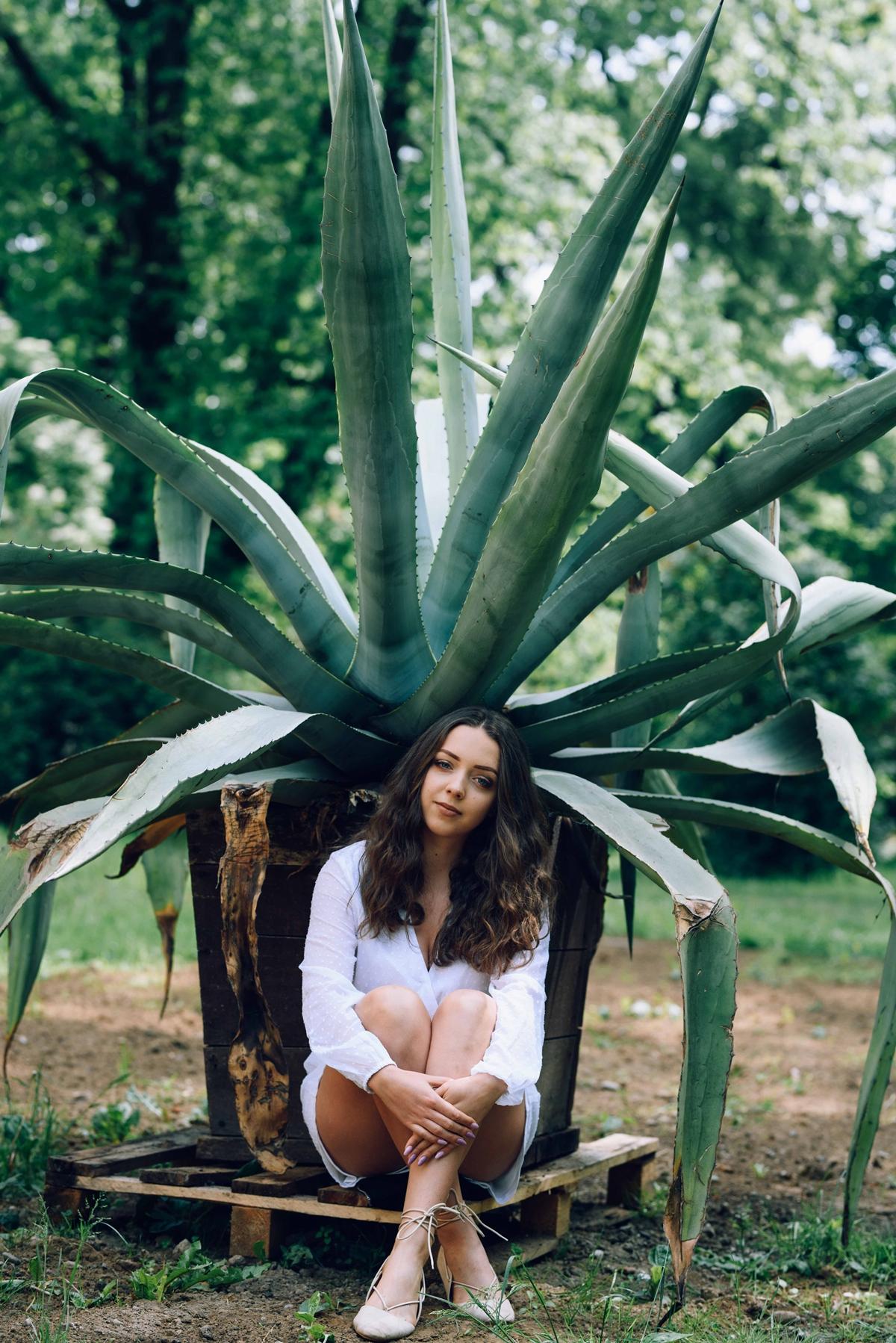 agawa sesja kaktus