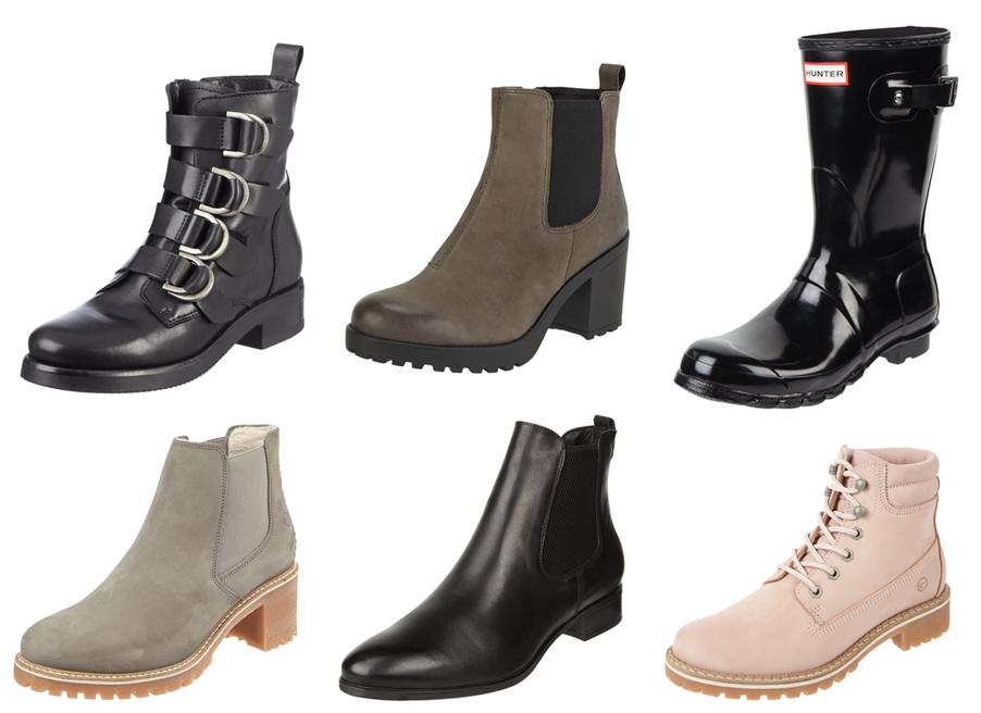 co kupić na jesień buty
