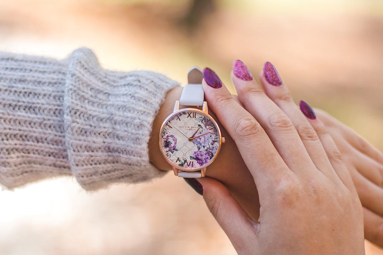 olivia burton zegarek swiss