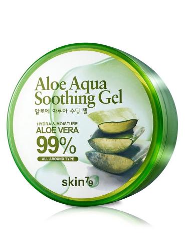Aloesowy żel łagodzący Aloe Aqua Soothing Gel 99%
