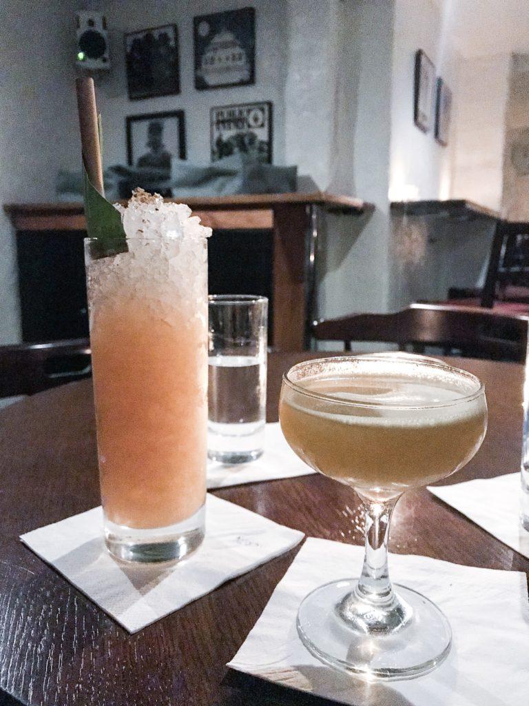 Bramble Bar & Lounge edynburg