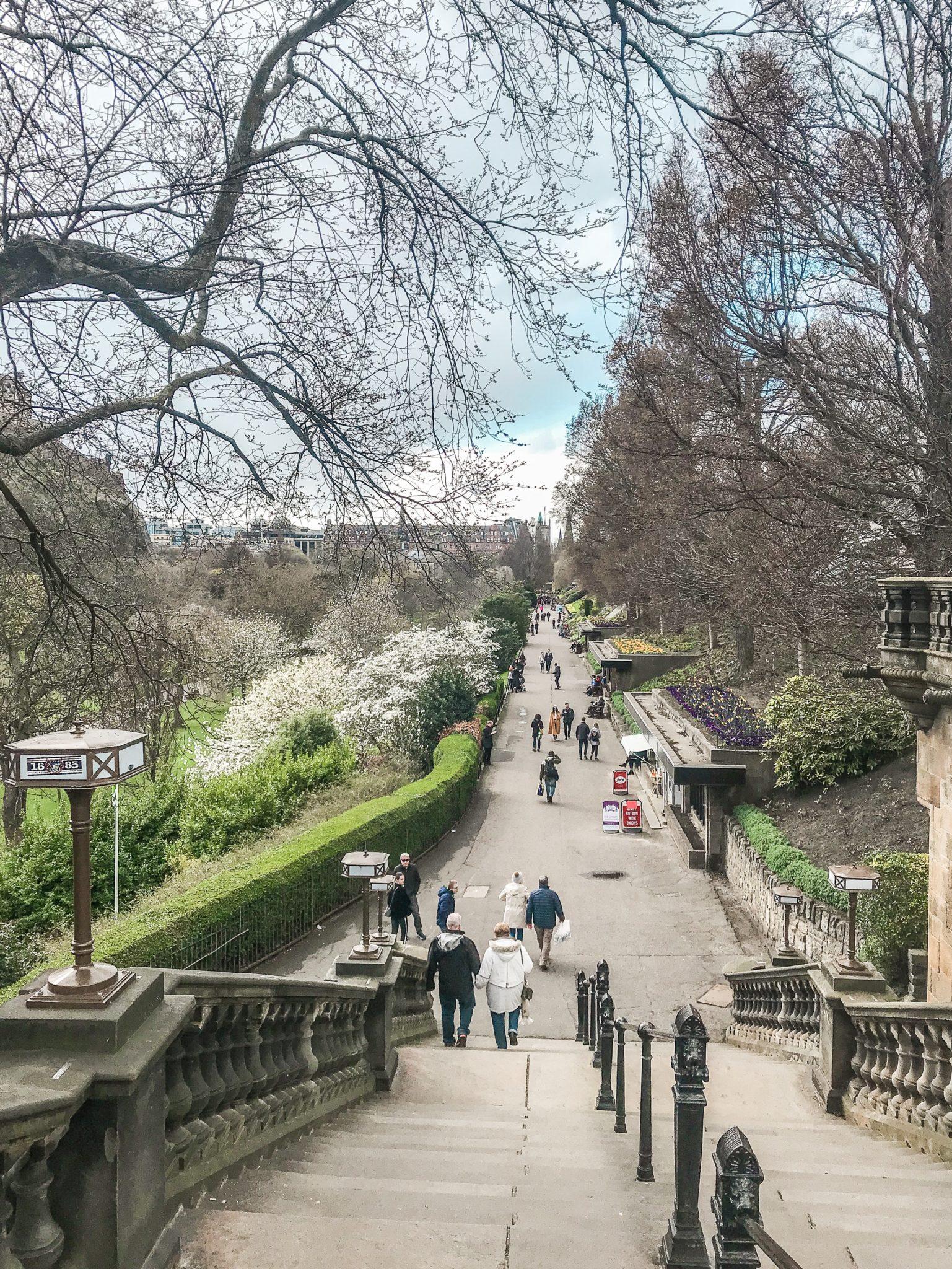 atrakcje turystyczne w edynburgu