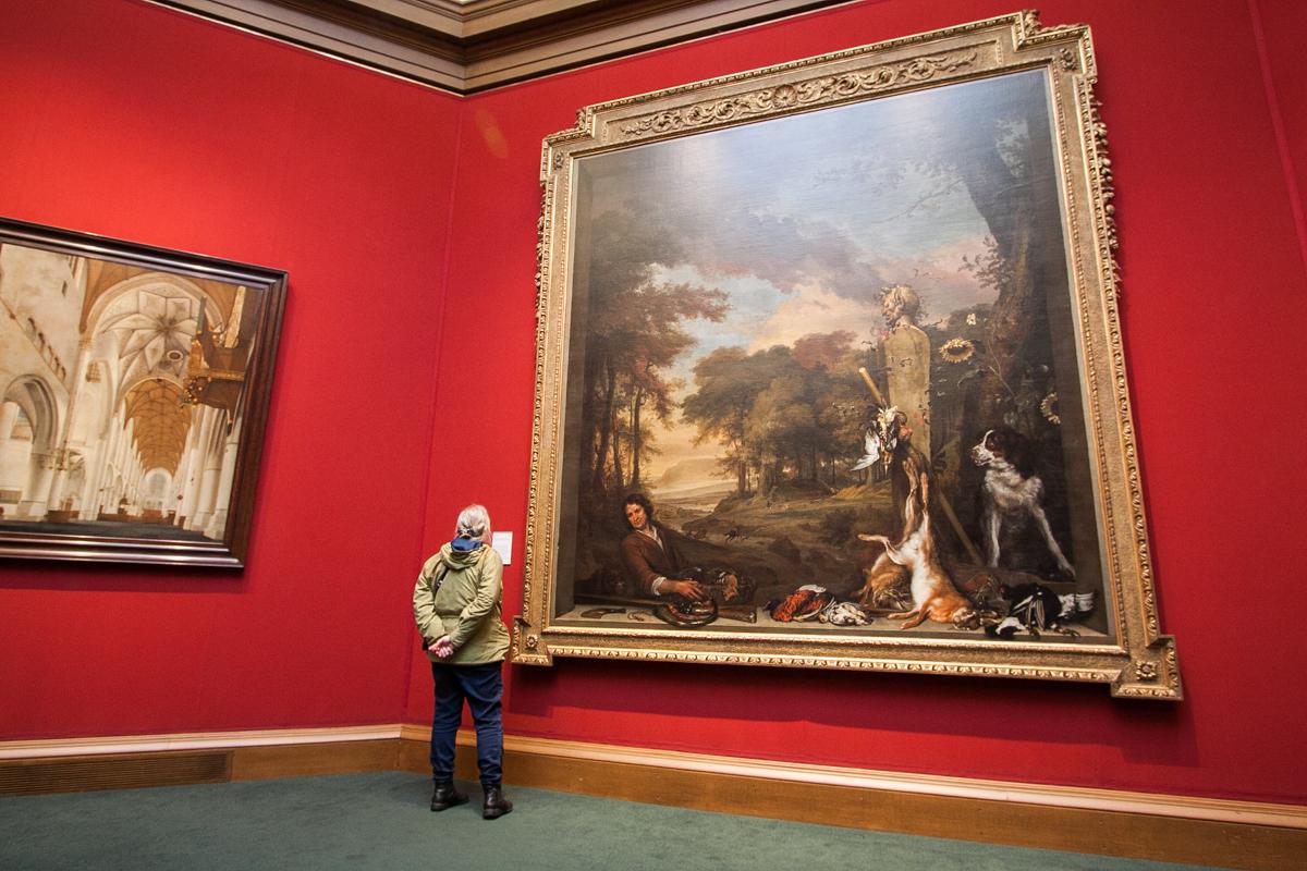 galeria szkocja edynburg