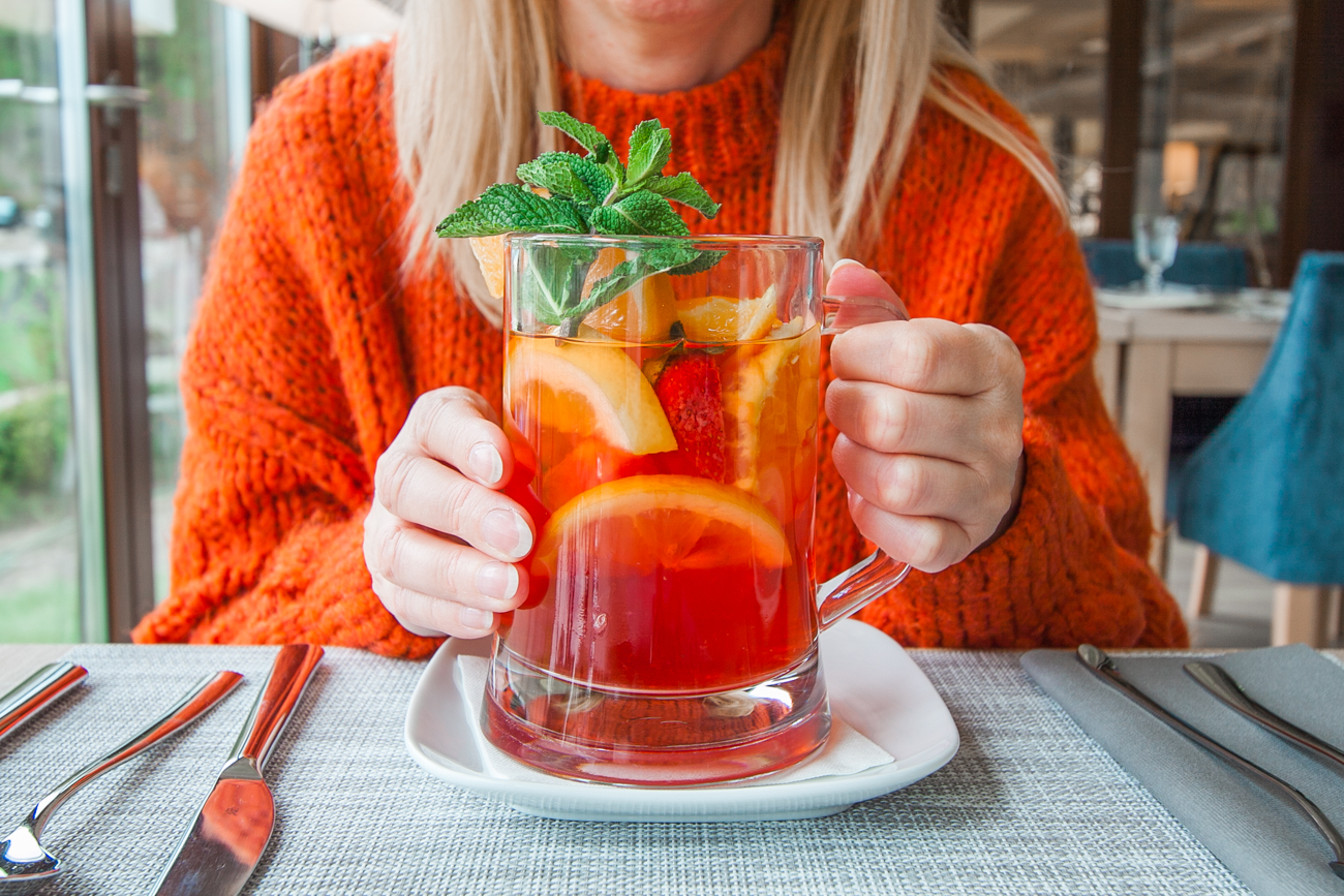 herbata wiosenna