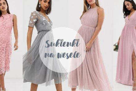 sukienki na wesele jaką wybrać