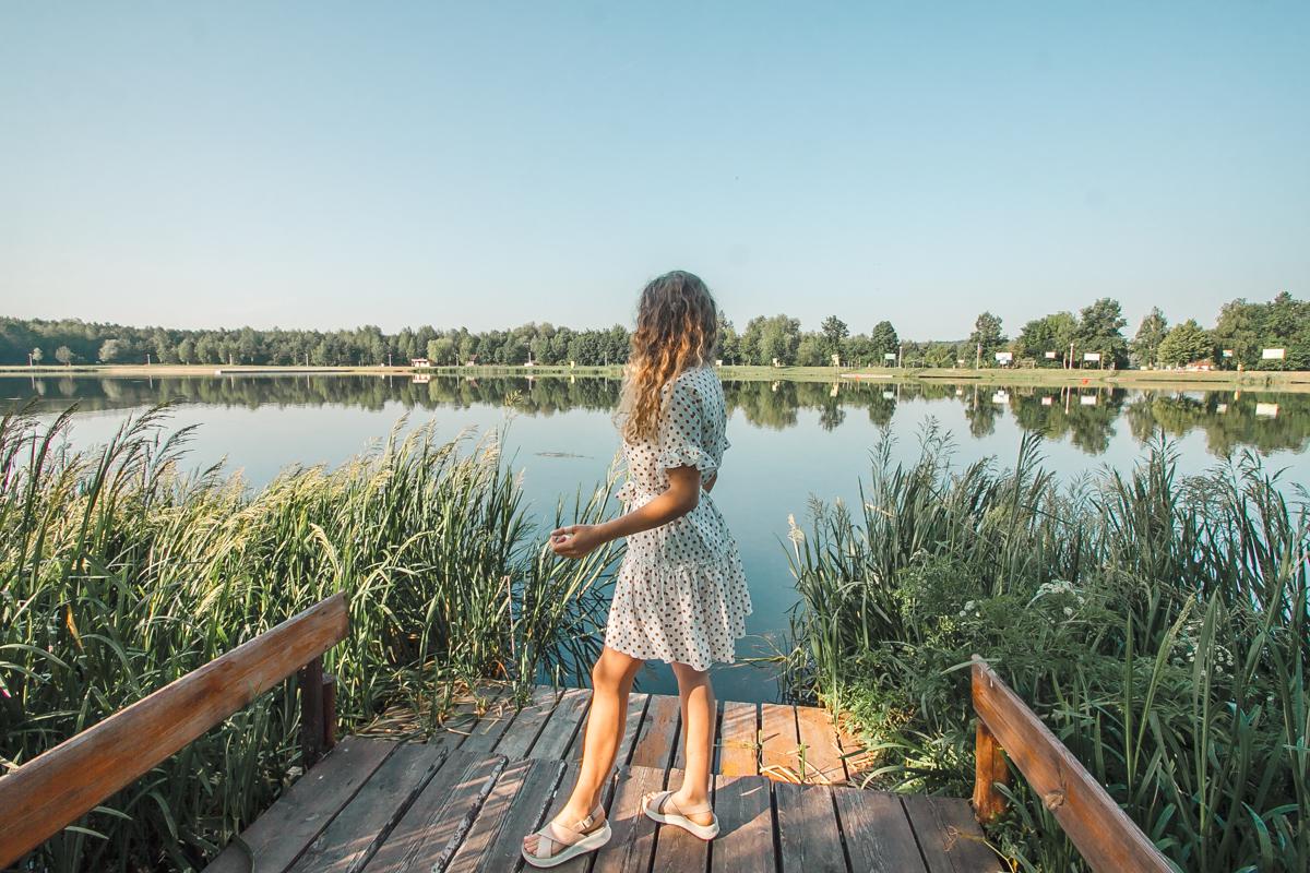 jezioro rudka w zwierzyniec