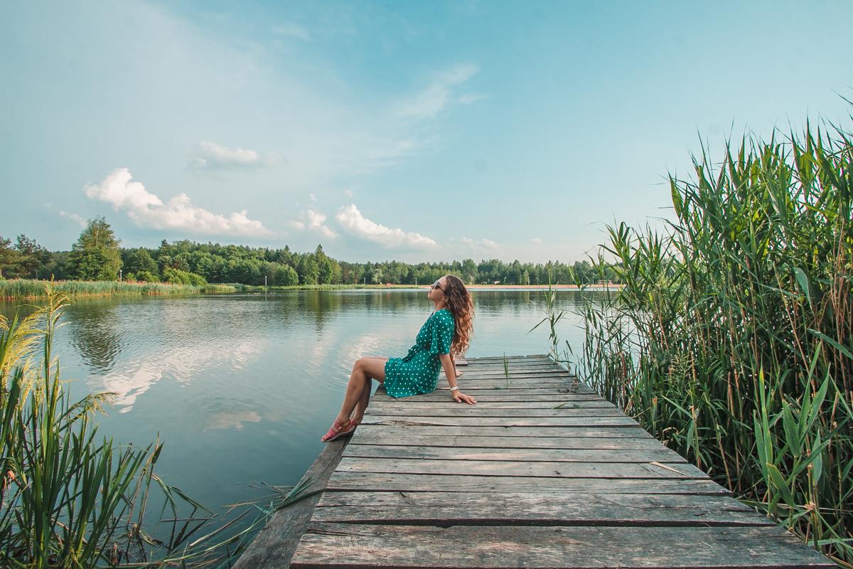 jezioro rudka w zwierzyńcu