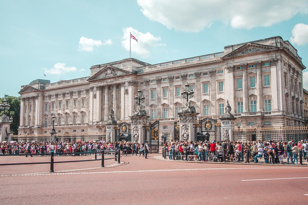 rezydencja brytyjskich monarchów
