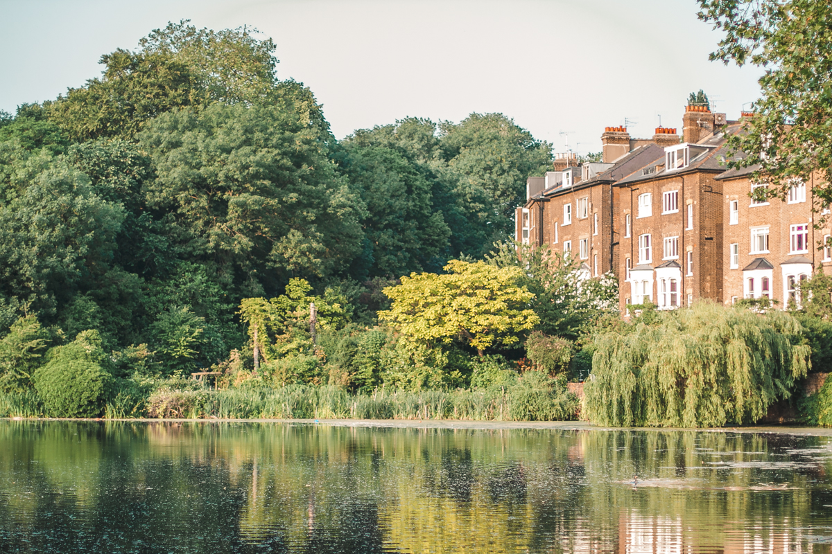 hampstead parki w londynie