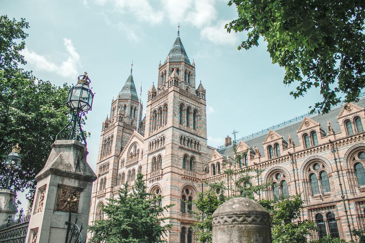 najlepsze muzea w londynie