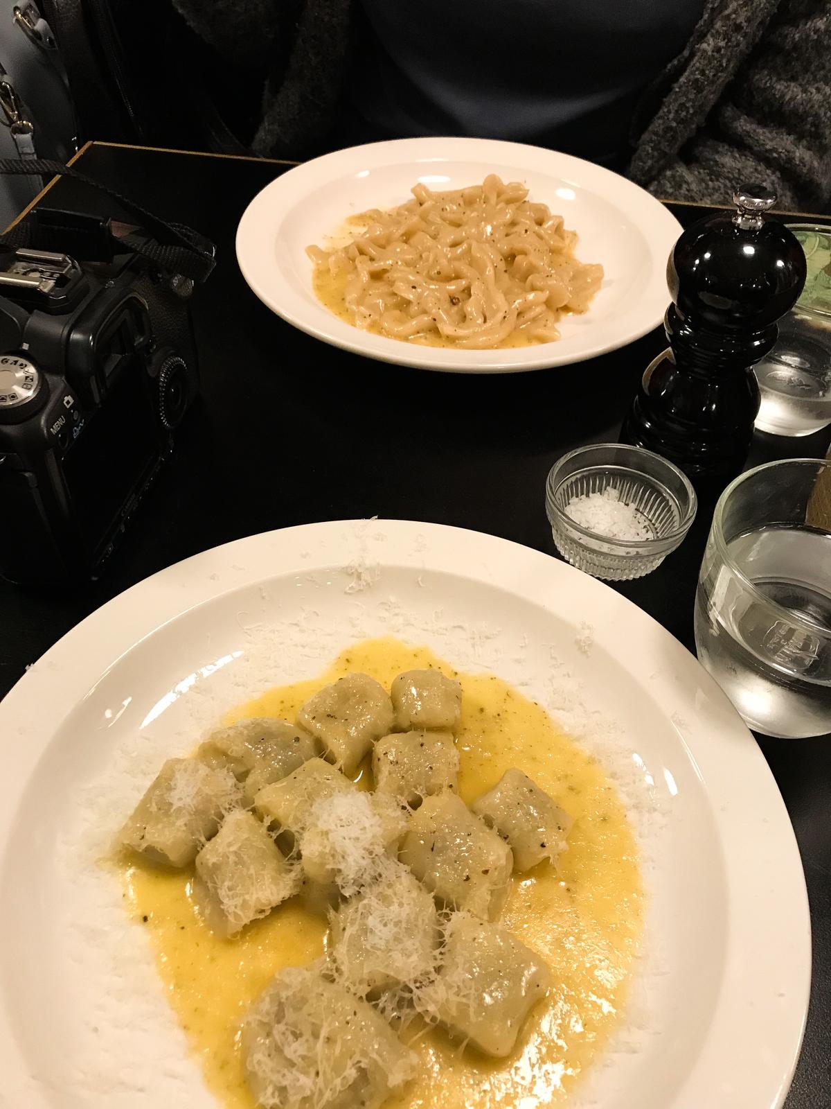 włoska restauracja londyn