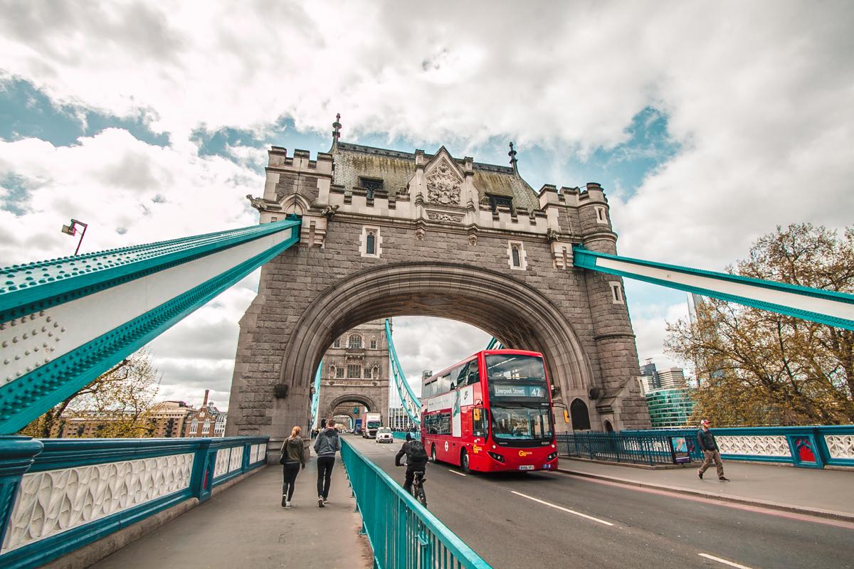 najciekawsze atrakcje londynu