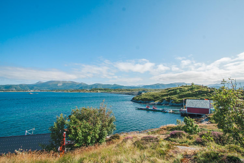 Droga Atlantycka atrakcje norwegii