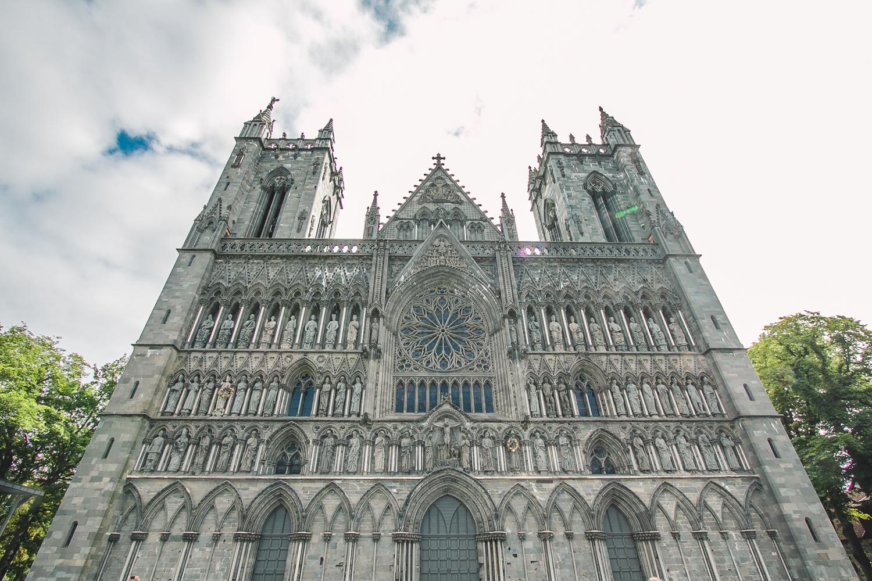 Katedra Nidarosdomen
