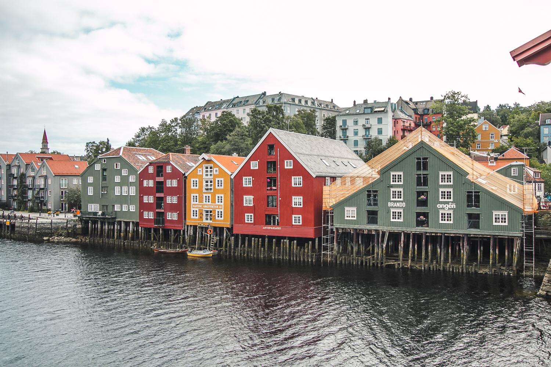 atrakcje trondheim norwegia