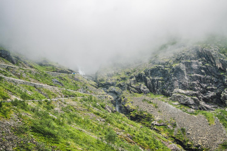 droga trolli atrakcje norwegii