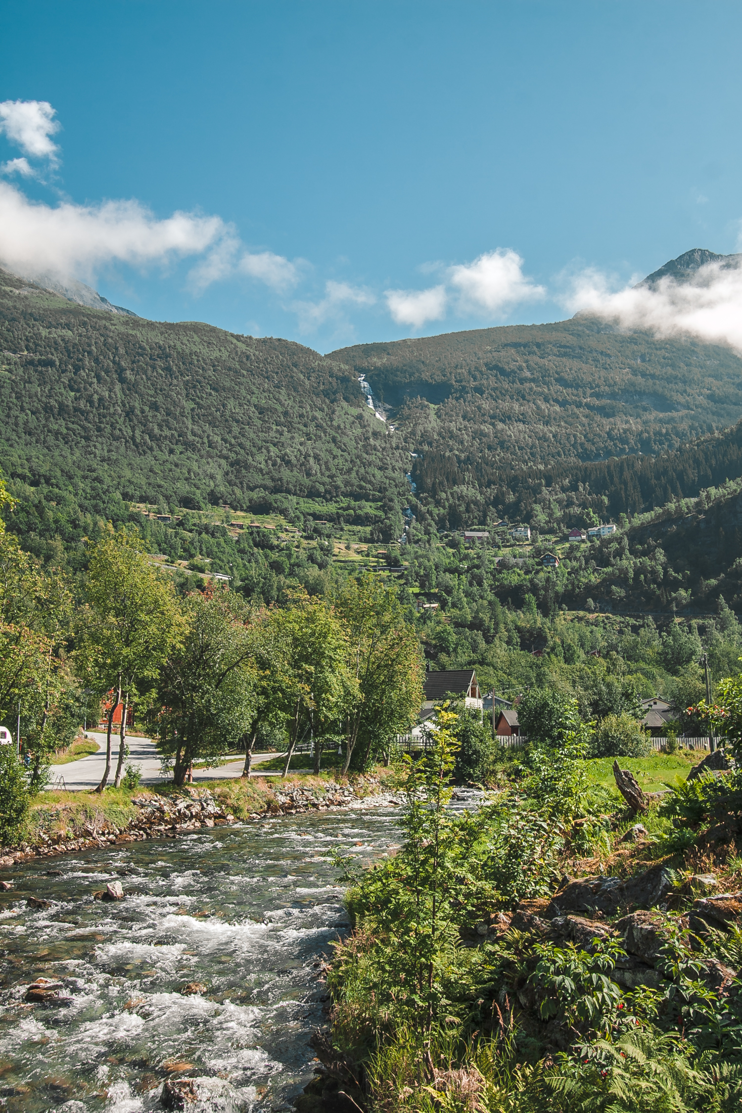 geiranger co zobaczyć norwegia