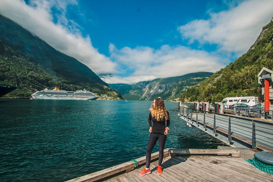 podróż do norwegii i szwecji samochodem promem