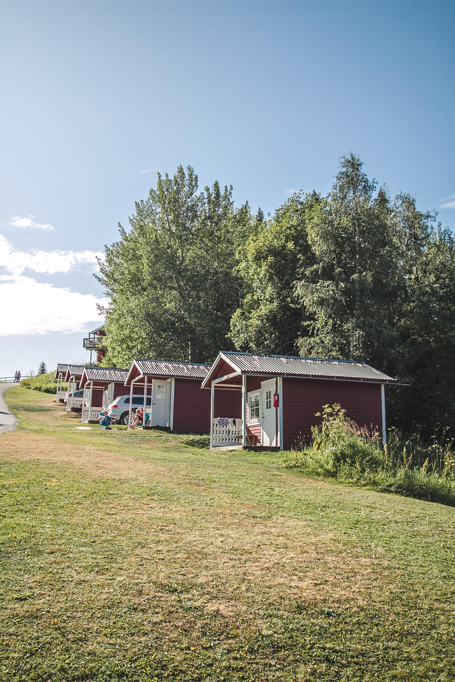 campingi w szwecji