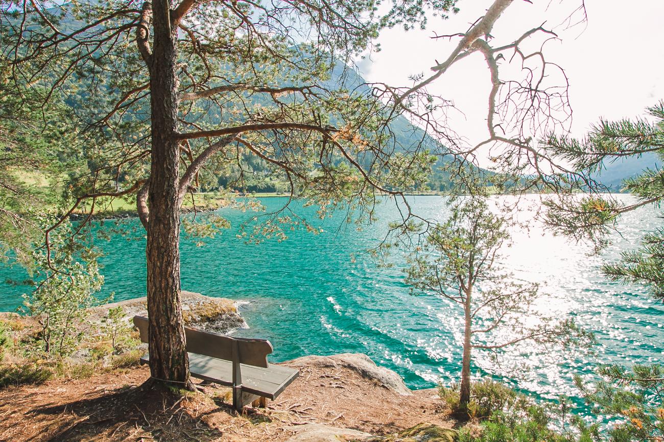 najpiękniejsze miejsca w norwegii