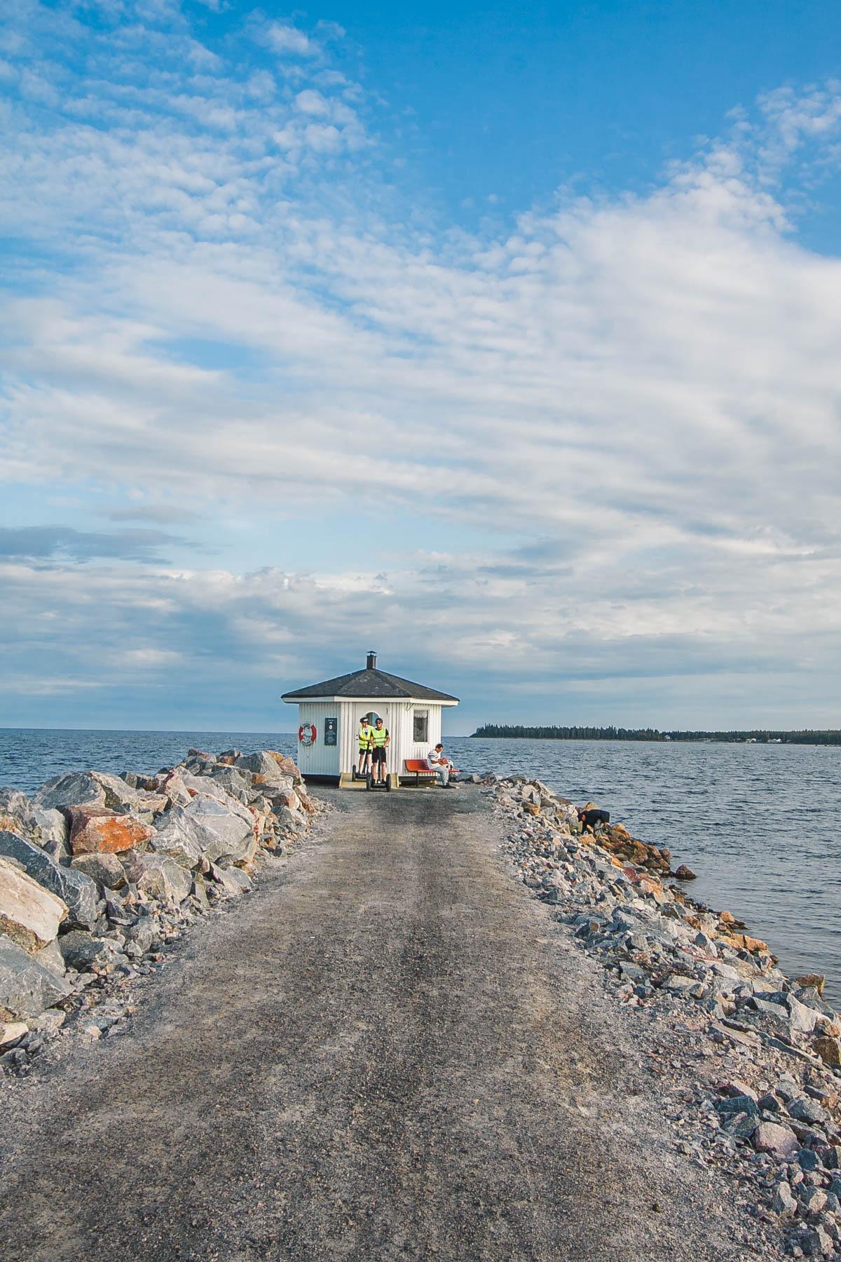 atrakcje w szwecji morze i plaża