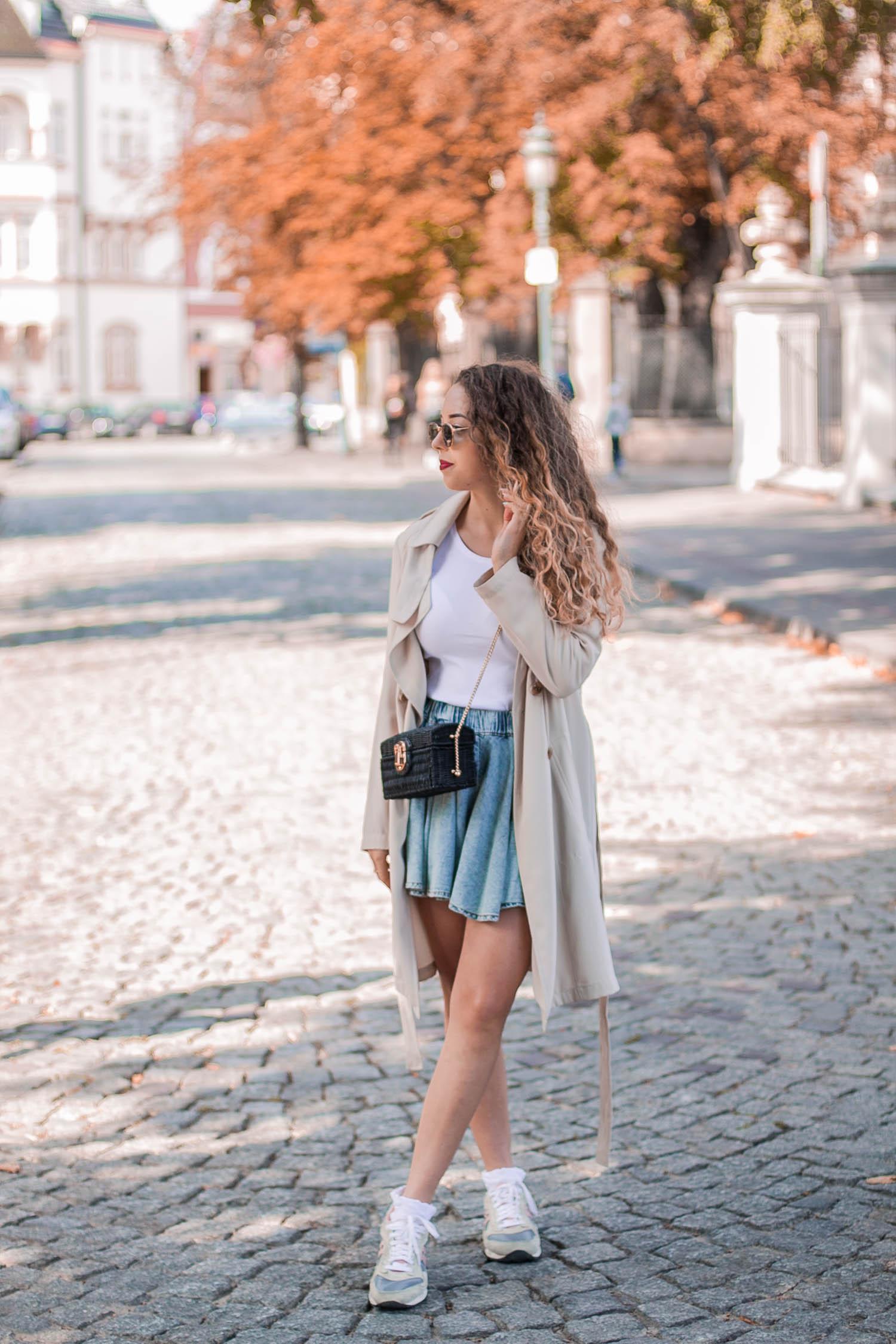 stylizacja dziewczęca blog