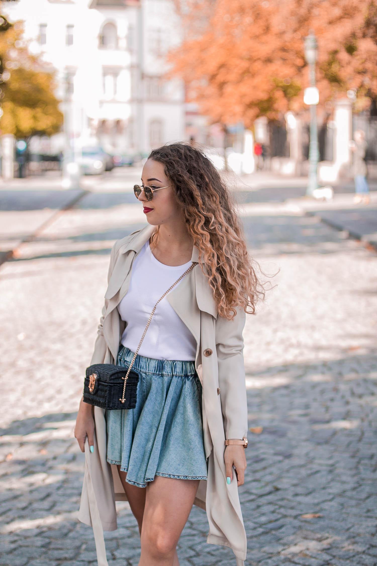 blog dziewczęce stylizacje