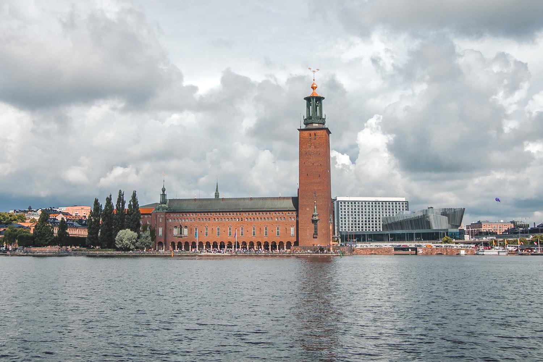 ratusz sztokholm