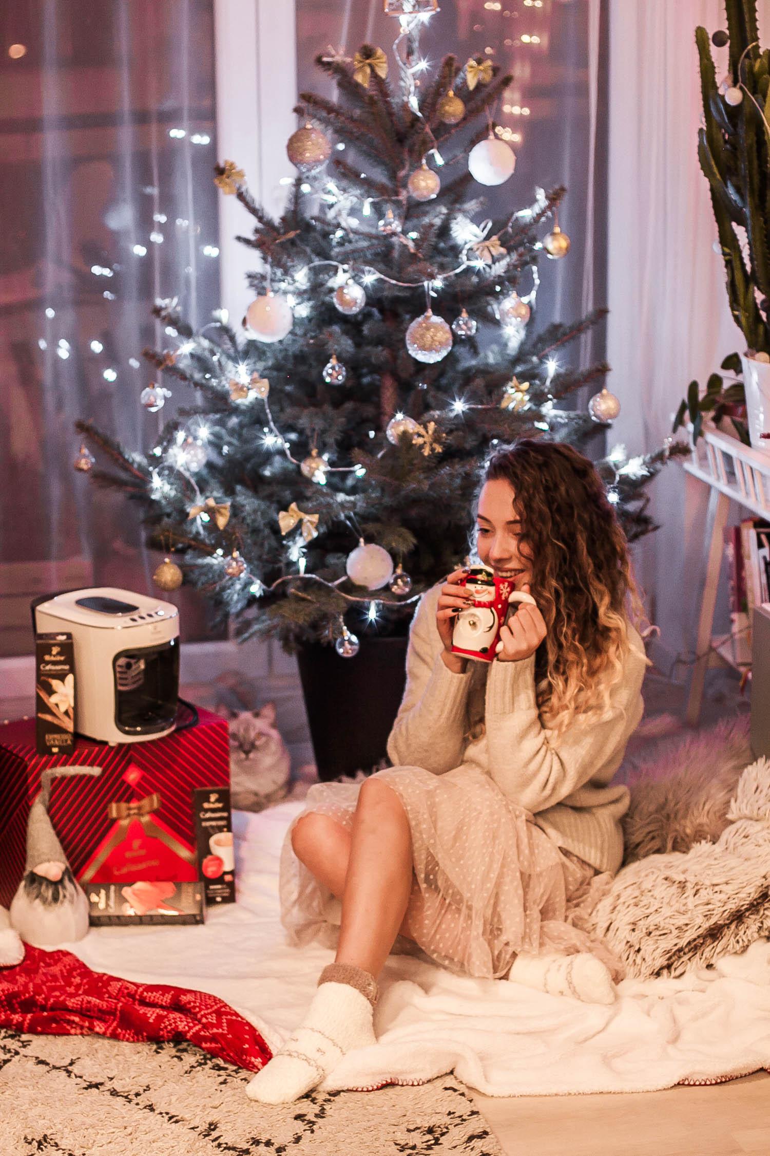 ekspres tchibo zestaw świąteczny
