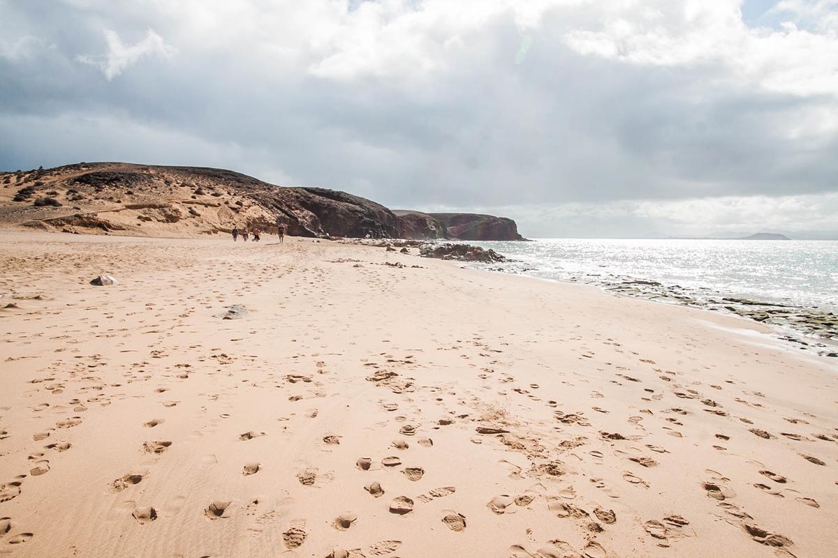 plaża wyspy kanaryjskie