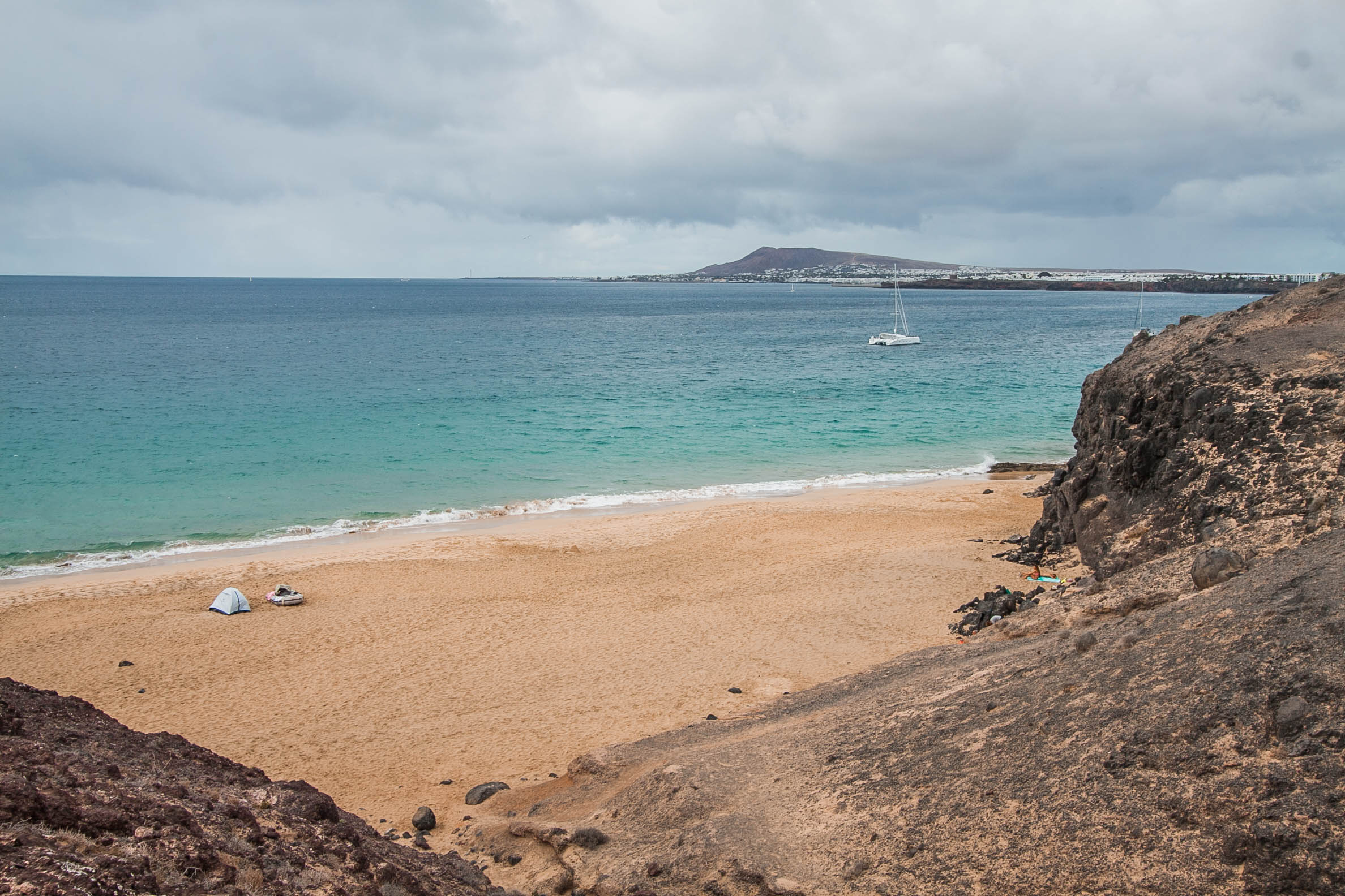 plaża playa de la cera