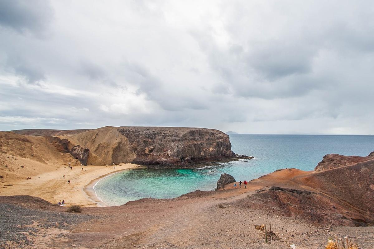 najpiękniejsze plaże wyspy kanaryjskie