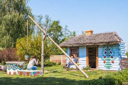 zalipie malowana wieś w polsce