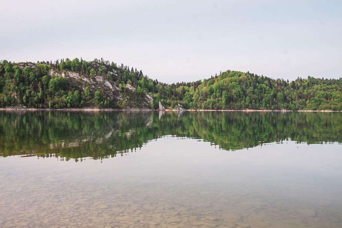 jezioro czorsztyńskie atrakcje