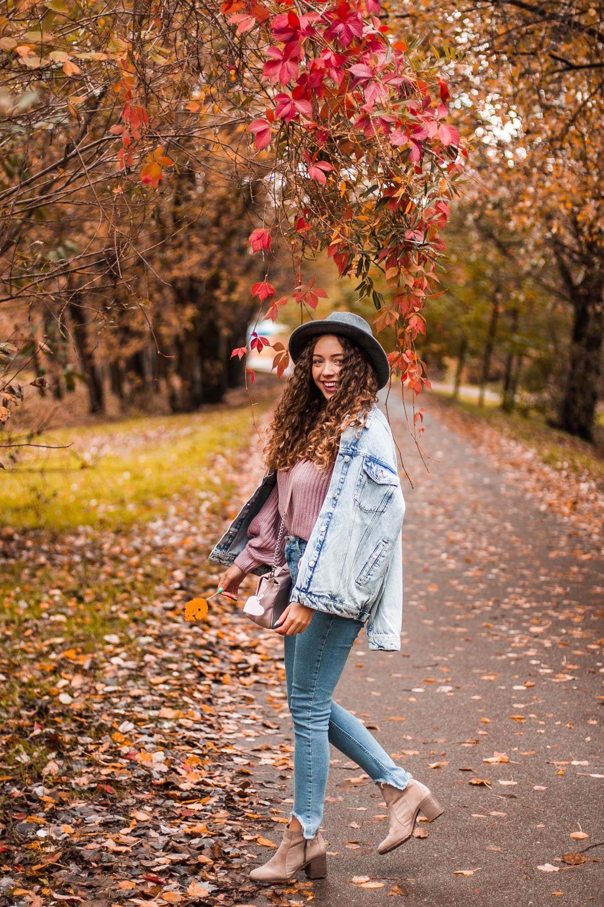 jesienny zestaw