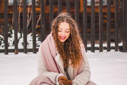 najwygodniejsza zimowa stylizacja z butami emu