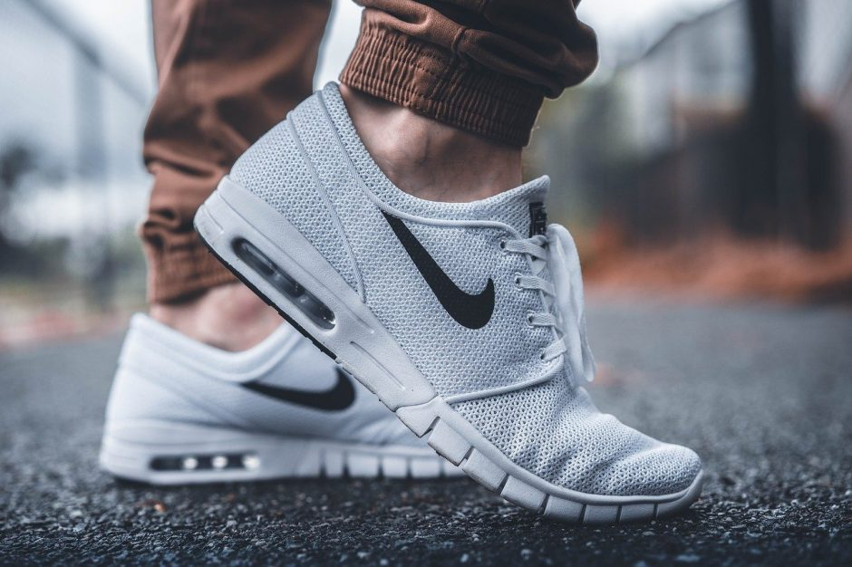 Sneakersy czyli komfort i miejski styl