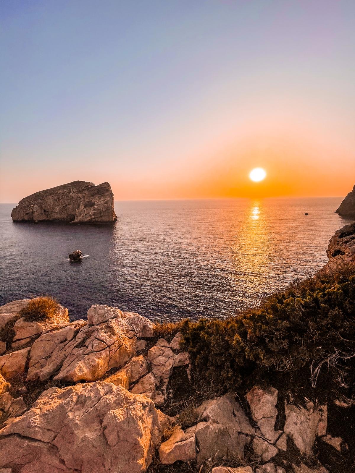 atrakcje sardynii najpiękniejsze zachody słońca