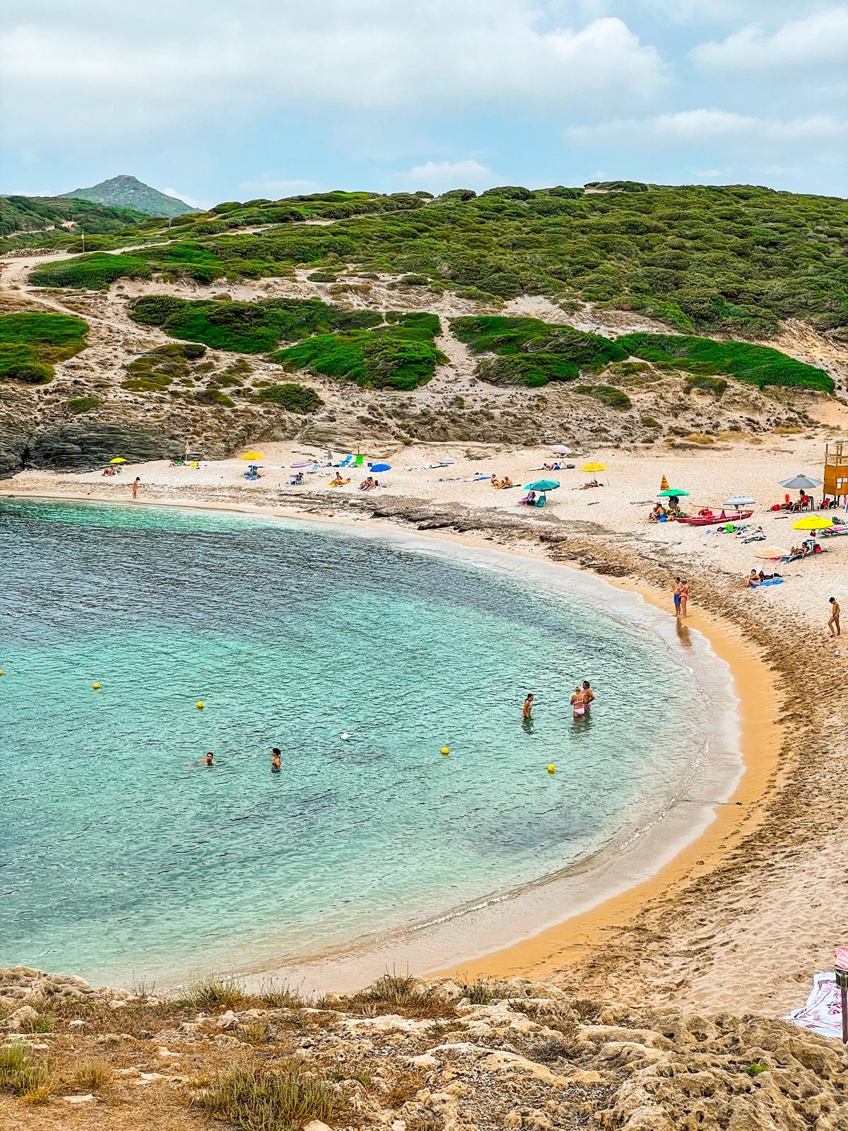najlepsze plaże na sardynii