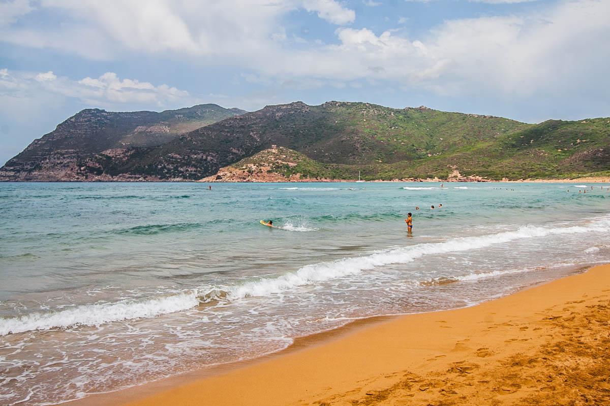 sardynia najlepsze plaże