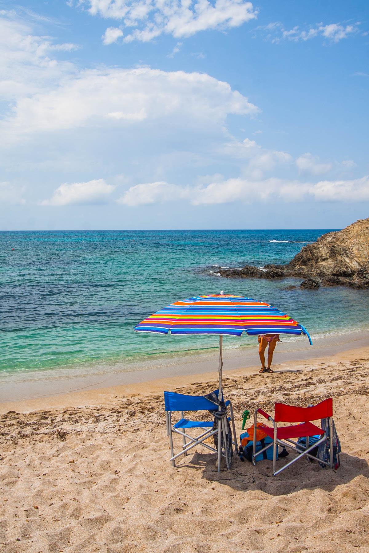 plaże w okolicach alghero